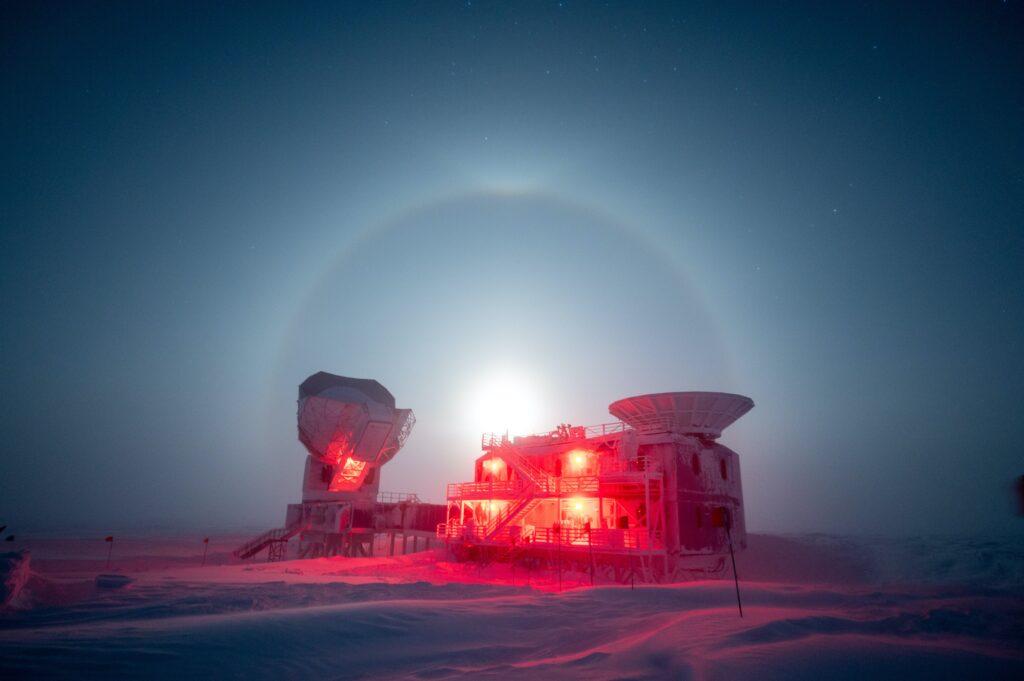 Telescopio del Polo Sur
